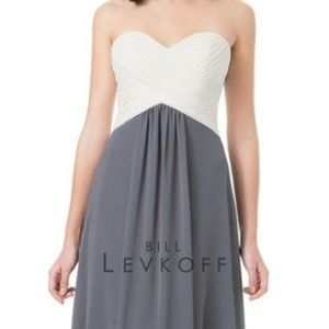 Bill Levkoff bridesmaid dress 1223